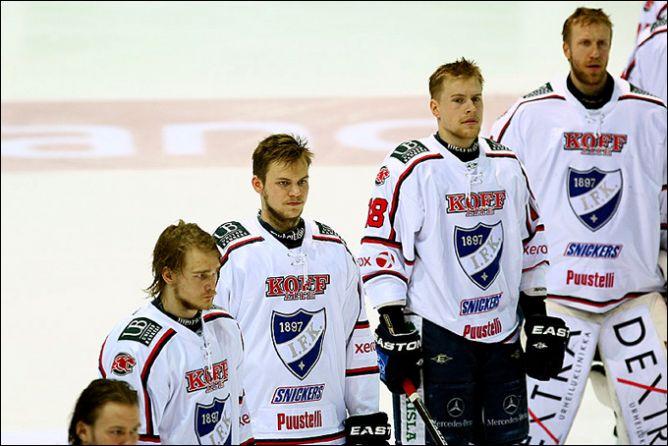 ХИФК – чемпионы Финляндии 2011 года