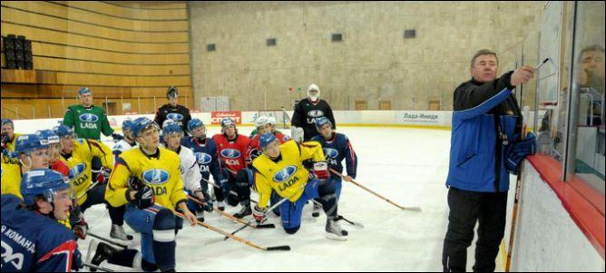"""Геннадий Цыгуров собрался ни много, ни мало, как вернуть """"Ладу"""" в КХЛ. И поддерживает его вся страна!"""