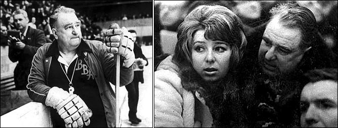 10 декабря исполняется 93 года со дня рождения великого хоккейного тренера Анатолия Тарасова