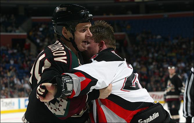 Андрей Назаров: будем играть в хоккей!