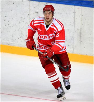 Спартаковец Валерий Васильев