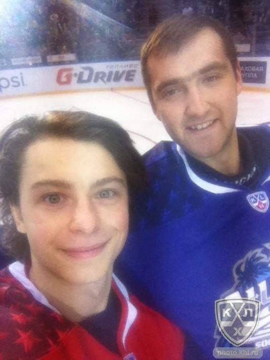 Никита Гусев и Станислав Галимов
