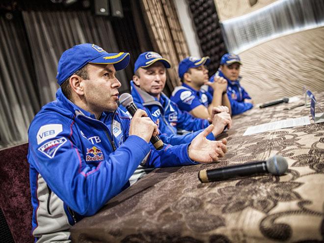 Андрей Каргинов поедет на «Африка Рейс»