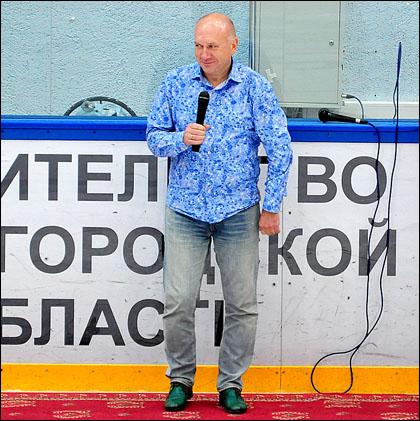 """Президент ЖХК """"СКИФ"""" Сергей Колотнев"""