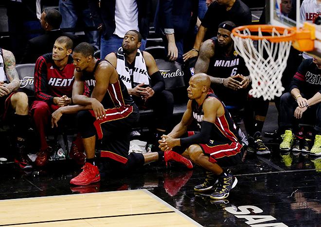 «Майами» не сумел составить «Сан-Антонио» достойной конкуренции в финале НБА