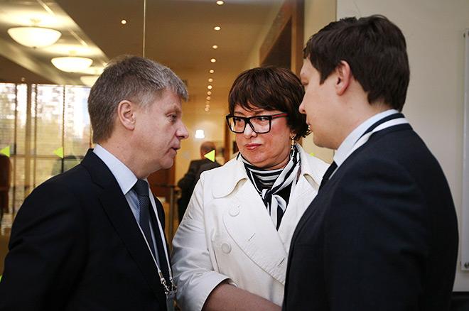 Николай Толстых, Ольга Смородская и Максим Митрофанов