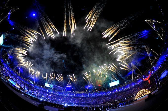 Прощай, олимпийский Лондон!