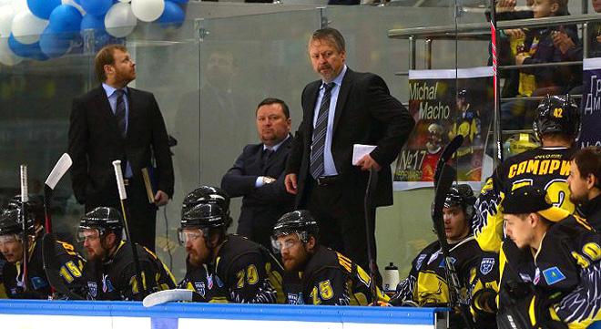 Душан Грегор – первый иностранный тренер-чемпион в истории ВХЛ