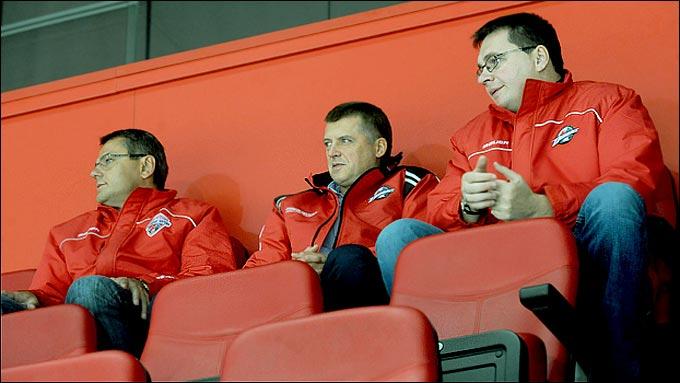 Андрей Назаров и Александр Годынюк станут тренерами сборной Украины