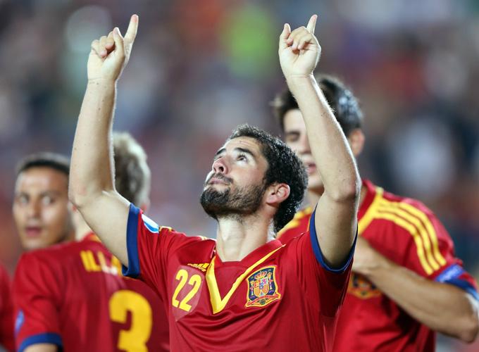 Иско был лидером сборной Испании на недавнем молодёжном чемпионате Европы