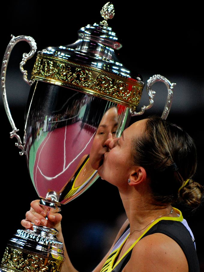 Надежда Петрова выиграла в Софии