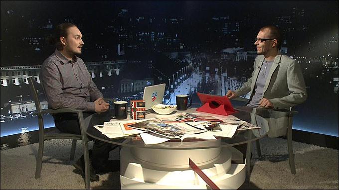 Фарид Бектемиров и Роман Чернявский