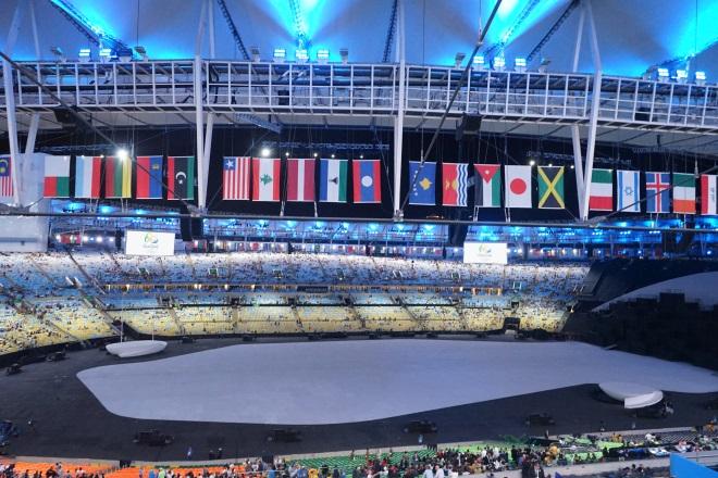 """Як виглядає """"Маракана"""" перед стартом церемонії відкриття Ріо-2016 - фото 1"""