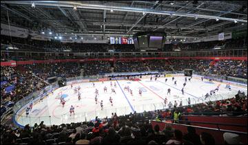 Россия — Словакия: полным полно свободных мест