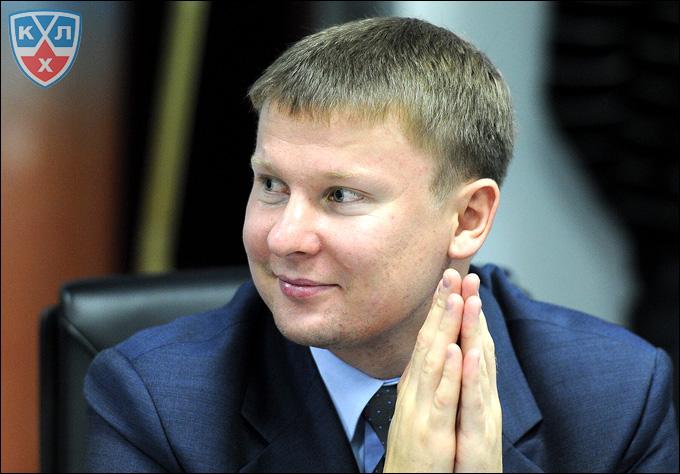 Заместитель управляющего директора ВХЛ Николай Карпович