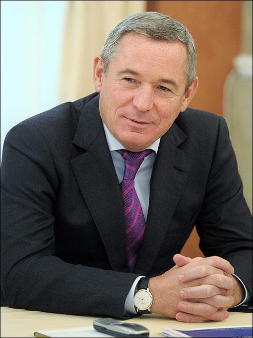 Игорь Макаров — президент Федерации велоспорта России