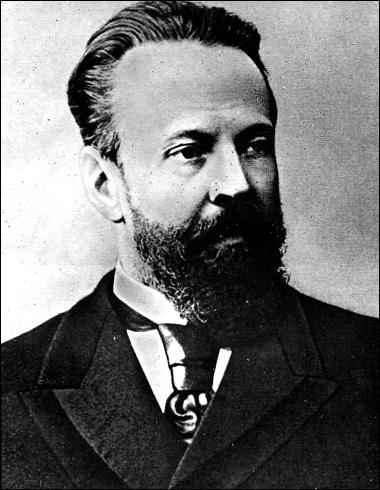 Премьер-министр России, граф Сергей Юльевич Витте, 1905 год
