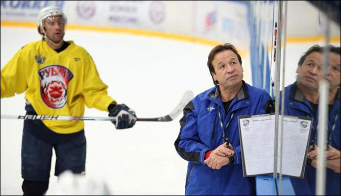 Фахрутдинов: на льду надо думать быстрее