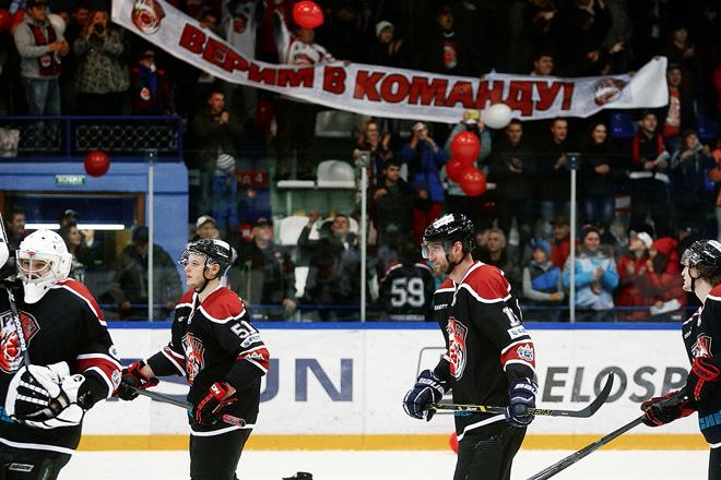 «Рубин» первым в ВХЛ сыграл 300 матчей