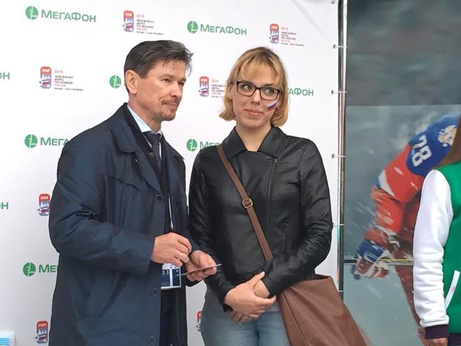 Автографы от Вячеслава Аркадьевича