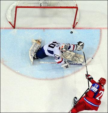 Александр Сёмин и его гол в финальном матче