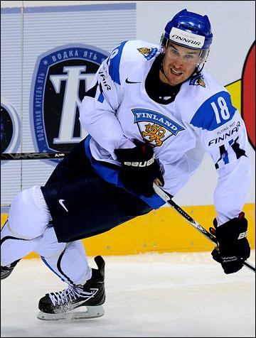 Сами Леписто в сборной Финляндии