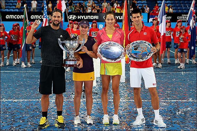 Сборная Испании победила на Кубке Хопмана