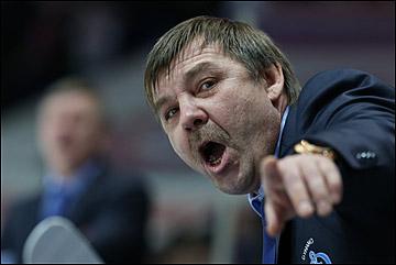 Олег Знарок ведёт команду к третьему чемпионству