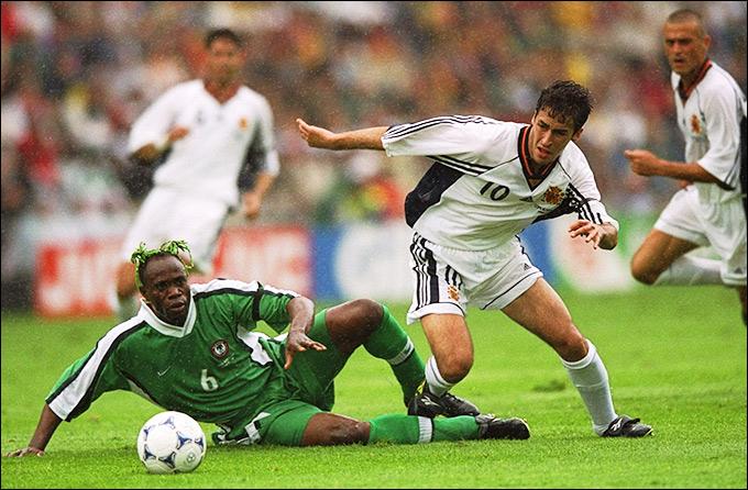 Раулю и сборной Испании снова не повезло