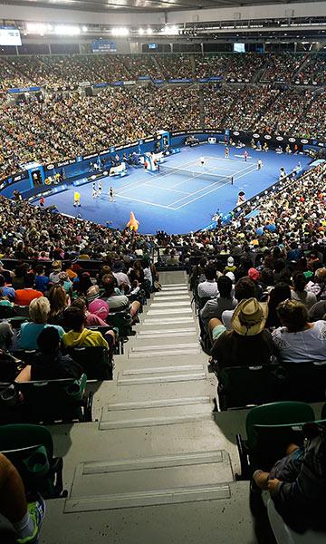 Australian Open-2014. День первый
