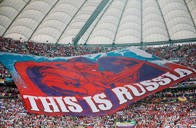 2012 год, Польша – Россия – 1:1