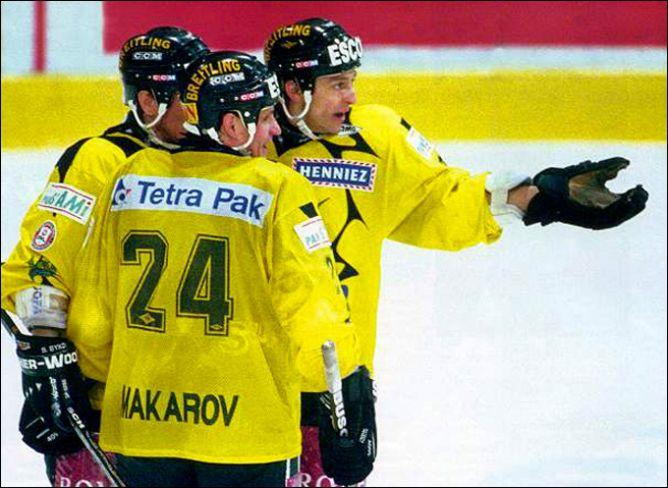 Андрею Хомутову — 50!