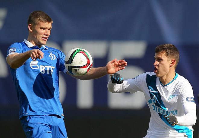 Событие номер один – выход в составе «Динамо» Игоря Денисова, пропустившего три последние встречи