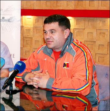 Сергей Чобану