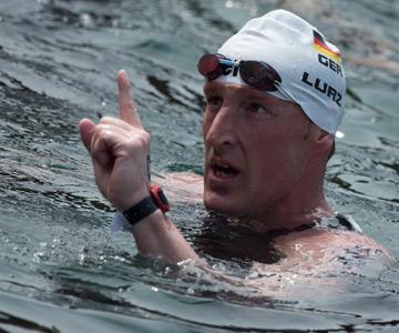 Томас Лурц выиграл в Барселоне четыре золота