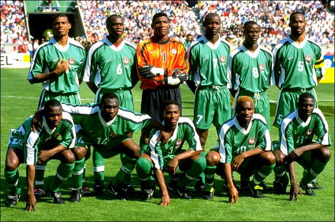Сборная Нигерии во второй раз подряд вышла в плей-офф чемпионата мира