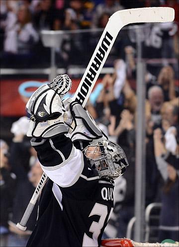 """7 мая 2012 года. Лос-Анджелес. Плей-офф НХЛ. 1/4 финала. """"Лос-Анджелес Кингз"""" — """"Сент-Луис Блюз"""" — 3:1"""