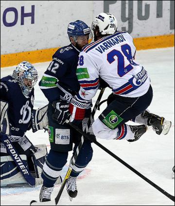 Юрий Бабенко против Михаила Варнакова