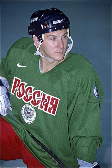 Андрей Николишин, 1996 год