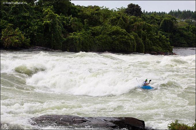 RideThePlanet. Природные парки Уганды