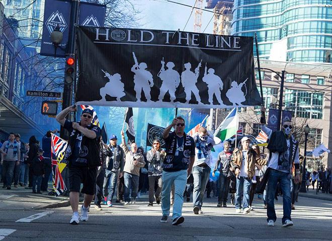 Фанатское движение в MLS