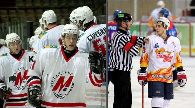 МХЛ. Сезон 2009/10 - 01