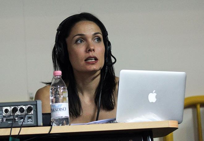 Теперь Татьяна Грачёва работает на телевидении