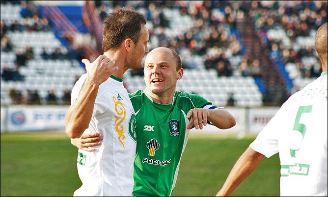Мартин Йиранек и Денис Бояринцев
