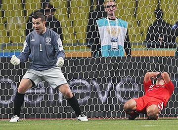 06.09.2011. Россия — Ирландия — 0:0