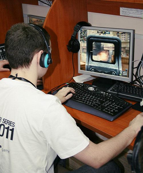 Point Blank Cyber Series 2011: Челябинск