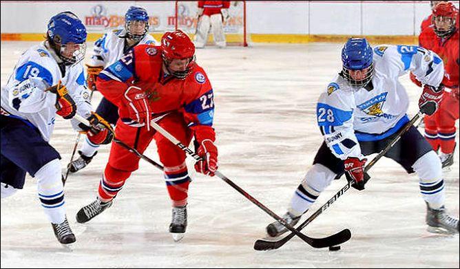 21 апреля 2011 года. Криммитшау. Чемпионат мира U-18. 1/4 финала. Россия – Финляндия – 5:2.