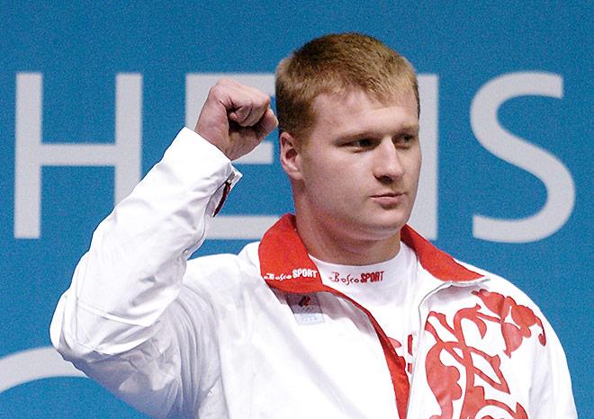 Особняком в жизни Валерия Ивановича стоит сотрудничество с Александром Поветкиным