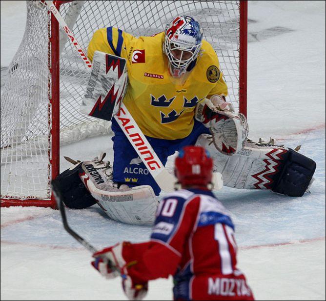 16.12.2010. ЕХТ. Швеция - Россия - 3:5. Фото 05.