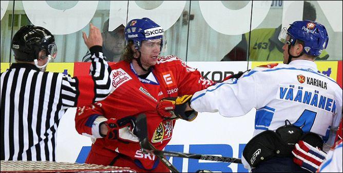 21 апреля 2011 года. Брно. Еврохоккейтур. Чешские игры. Финляндия — Чехия — 1:2